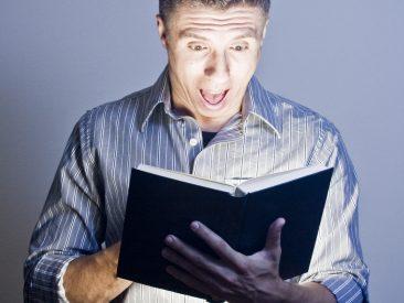Excited Reader